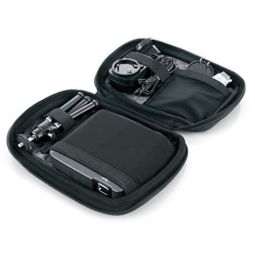 Travel Case for Compact Pocket Projector Ivation IV-PJ-CASE-01