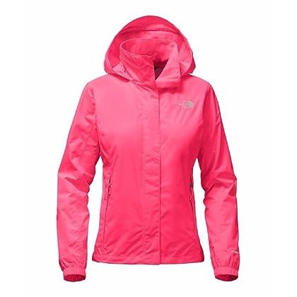 The North Face Women s Resolve 2 Jacket Honeysuckle Pink (Prior Season)  Outerwear 0b445ac6b