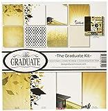 Reminisce TGR-203 The Graduate 2018 Scrapbook