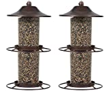 Perky-Pet 325S Panorama Bird Feeder (Pack of 2)