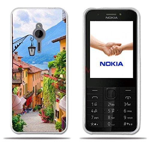 Nokia 230 Case, Nokia 230 Case Soft Shockproof Skin Cover for Nokia 230
