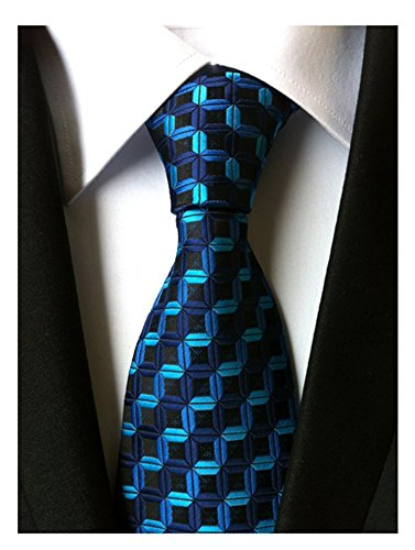 MINDENG Stripes Necktie Classic Striped product image