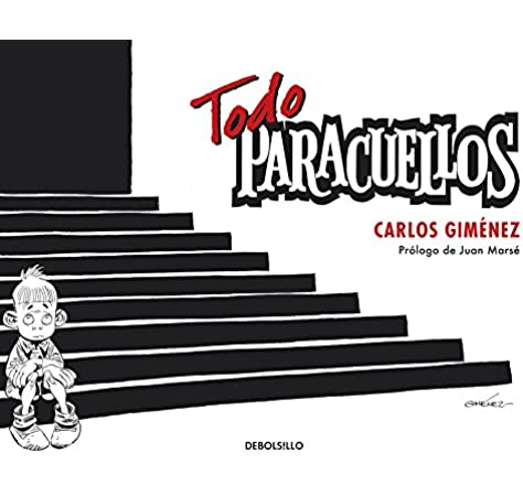 Todo Paracuellos (Best Seller | Cómic): Amazon.es: Gimenez, Carlos: Libros