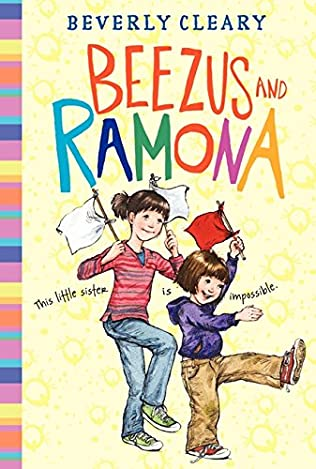 book cover of Beezus and Ramona