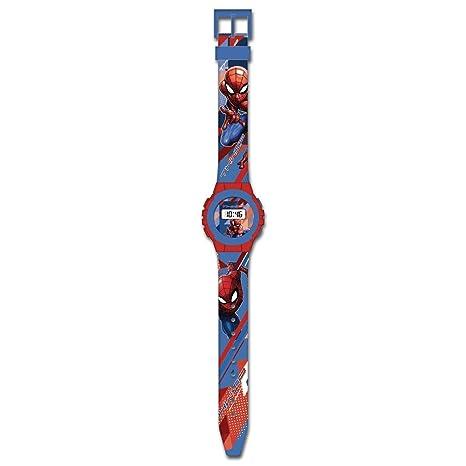Spider-Man Spiderman Reloj Digital (MV15534), (Kids Licensing 1 ...