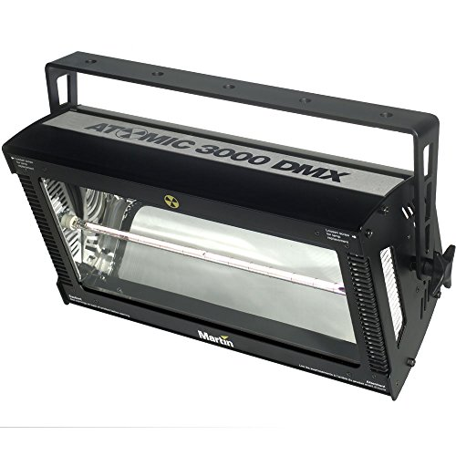 Martin Atomic 3000 DMX 3000W Long-Life Xenon Strobe, US Version 100-120V,50-60Hz
