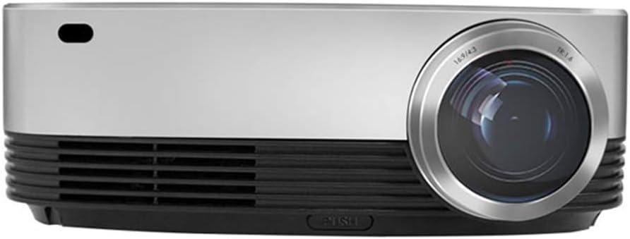 Proyector de Video 800P 3000 Lumen con Altavoz de Sonido estéreo ...
