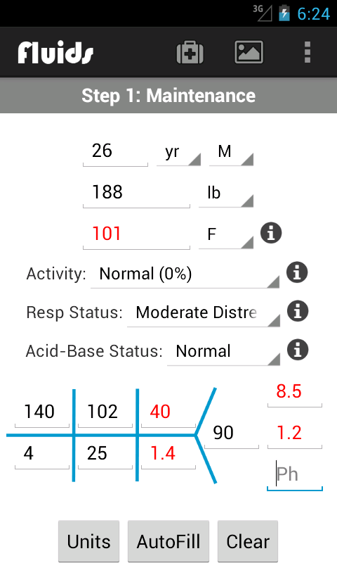 Amazon Com  Fluids  Fluid  U0026 Electrolyte Management  Appstore For Android