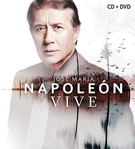CD : Jose Maria Napoleon - Vive (Canada - Import, 2PC)
