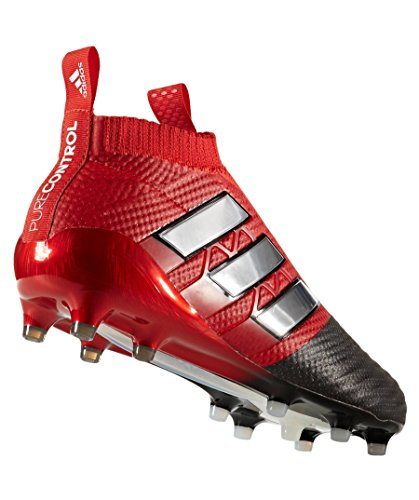 black adidas Purecontrol Football Core Red White Core nbsp; Boot Red Ace White 17 Black g6F7xg
