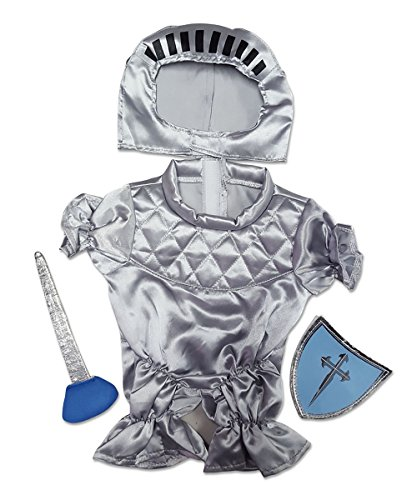 Make Your Own Knight Costume (Galant Knight Outfit Fits Most 14