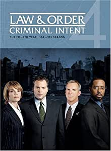 Law & Order: Criminal Intent - Season Four