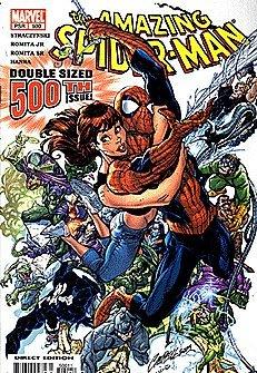 Amazing Spider-Man (1999 series) #500