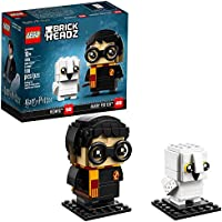 LEGO BrickHeadz 180 Piece Harry Potter & Hedwig Building...