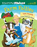 img - for Storytime Stickers: Farm Follies book / textbook / text book