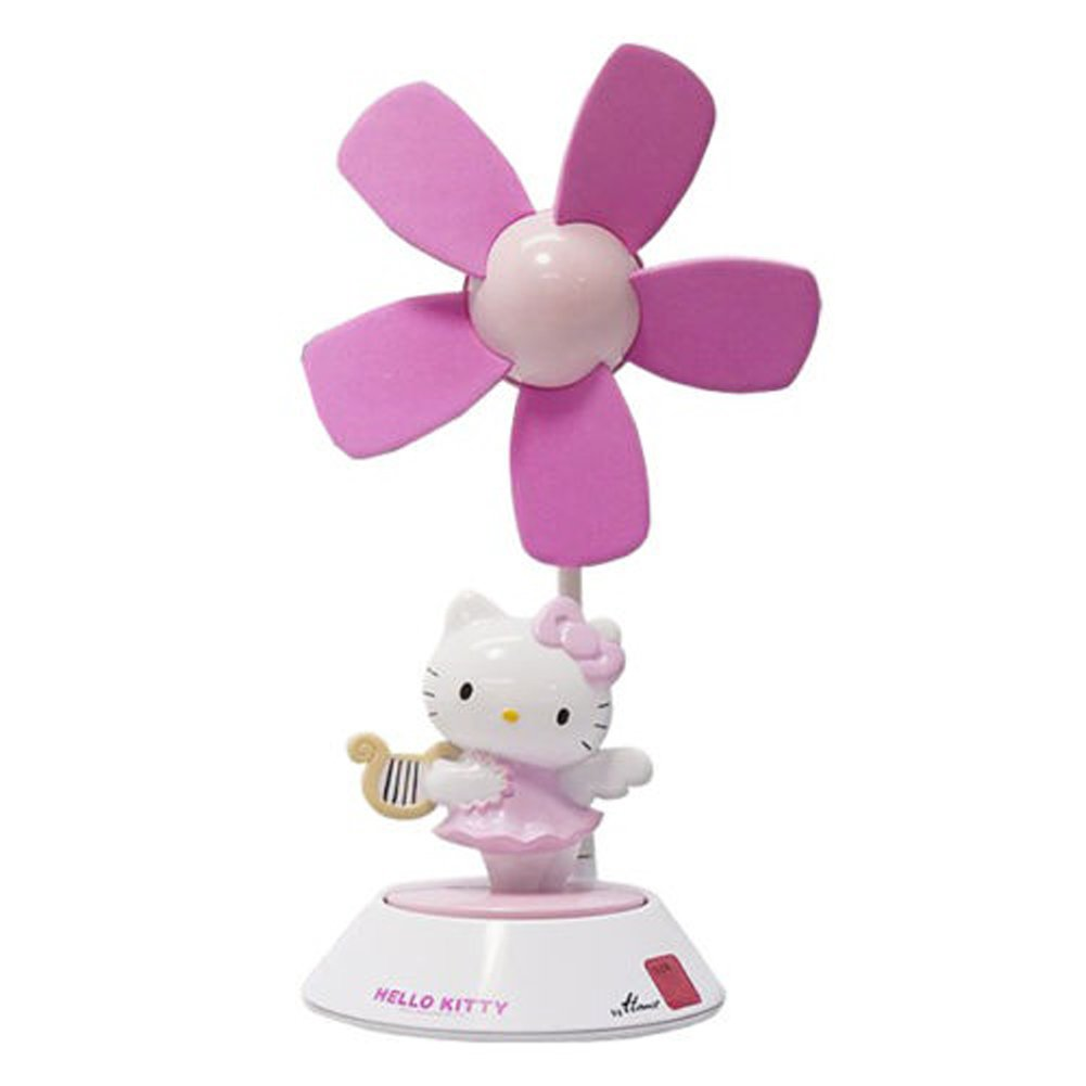 Hello Kitty USB Powered Portable USB Mini Cooling Fan Cooler Portable