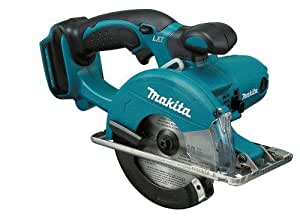 Makita BCS550Z 18-Volt LXT Lithium-Ion Cordless 5-3/8-Inch Metal Cutting Saw (Tool Only, No Battery) (Discontinued by Manufacturer)