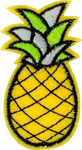apple - Cut Out Embroidered Iron On or Sew On Patch ()