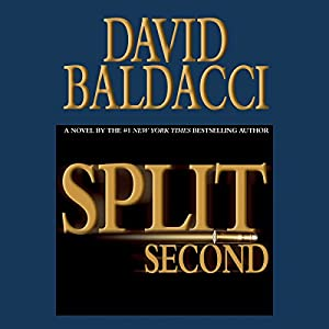 Split Second Audiobook