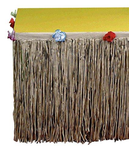Amscan International Bast-Tischrock, hawaiianisch Amscan International Ltd 340120.84