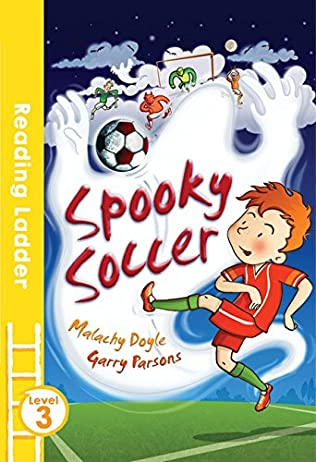 book cover of Spooky Soccer