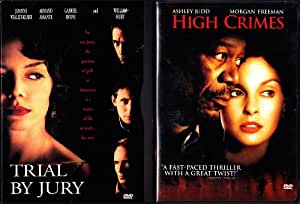 Trial By Jury , High Crimes : Ashley Judd 2 Pack