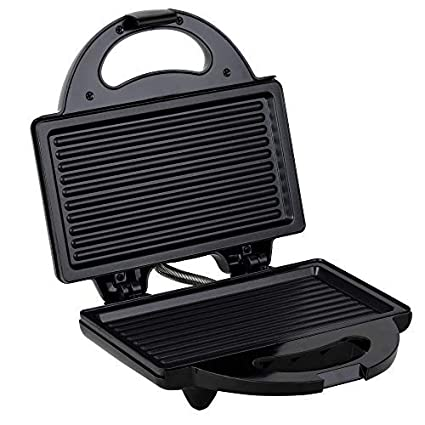 Buy Lifelong Llsm115g 750 Watt 4 Slice Grill Sandwich Maker Black Online At Low Prices In India Amazon In