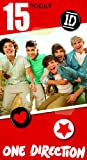 Official One Direction (1D) Birthday Card - Age 15