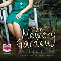 The Memory Garden Audiobook by Rachel Hore Narrated by Jilly Bond