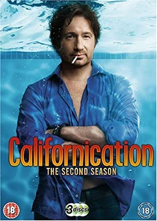Amazon Com Californication Season 2 Dvd Movies Tv