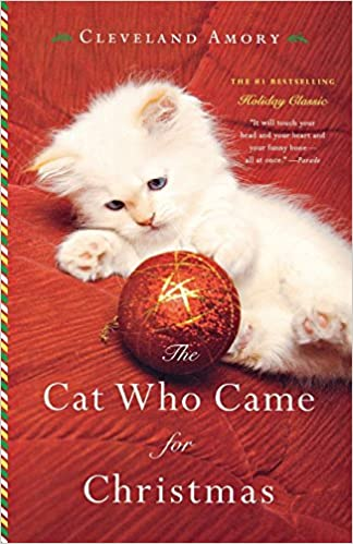 Book The Cat Who Came for Christmas
