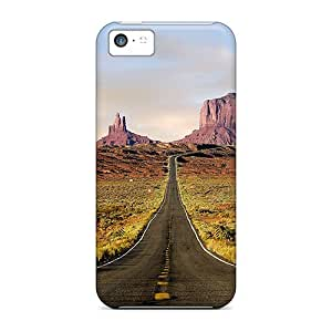 Special Design Back Route 163 Phone Case Cover For Iphone 5c
