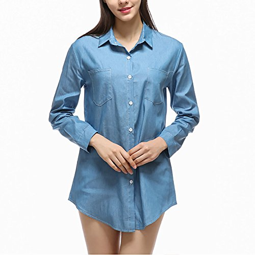 64276b24893 We Analyzed 1,329 Reviews To Find THE BEST Chambray Shirt Dress