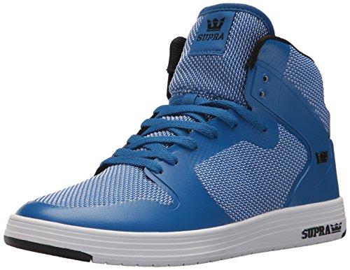 Hommes Supra De 2,0 Hautes Chaussures Sport Bleu