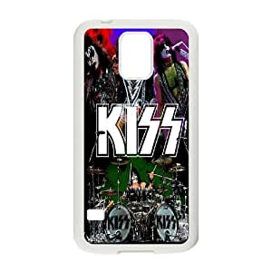 JenneySt Phone CaseMusic band kiss band Pattern For Samsung Galaxy S5 -CASE-12