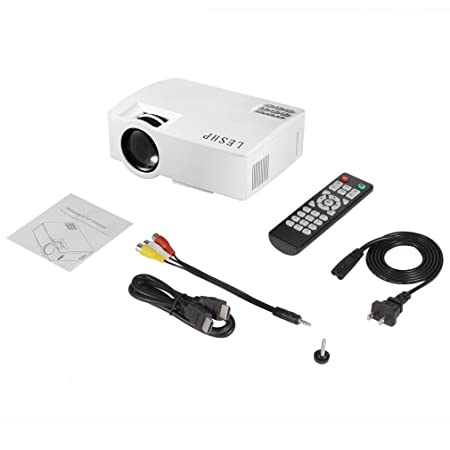 Managayle LESHP 480P - Pantalla LED para proyector de hogar ...