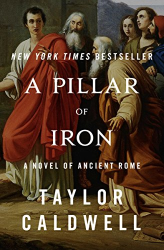 A Pillar of Iron: A Novel of Ancient Rome cover