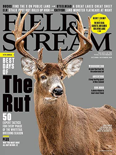 Magazines : Field & Stream