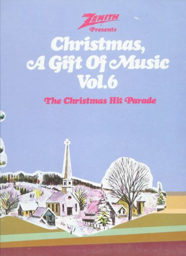 [LP Record] Zenith Presents - Christmas, A Gift of Music Vol. 6 - The Christmas Hit - Anderson Fountain