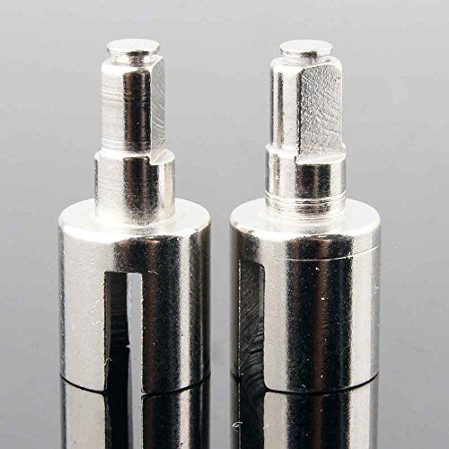RC 02032 Silver Universal Joint Cup C 2PCS For HSP 1:10 Car Buggy Truck
