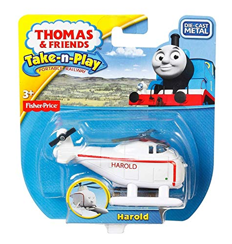 Fisher-Price Thomas & Friends Take-n-Play, DC Harold