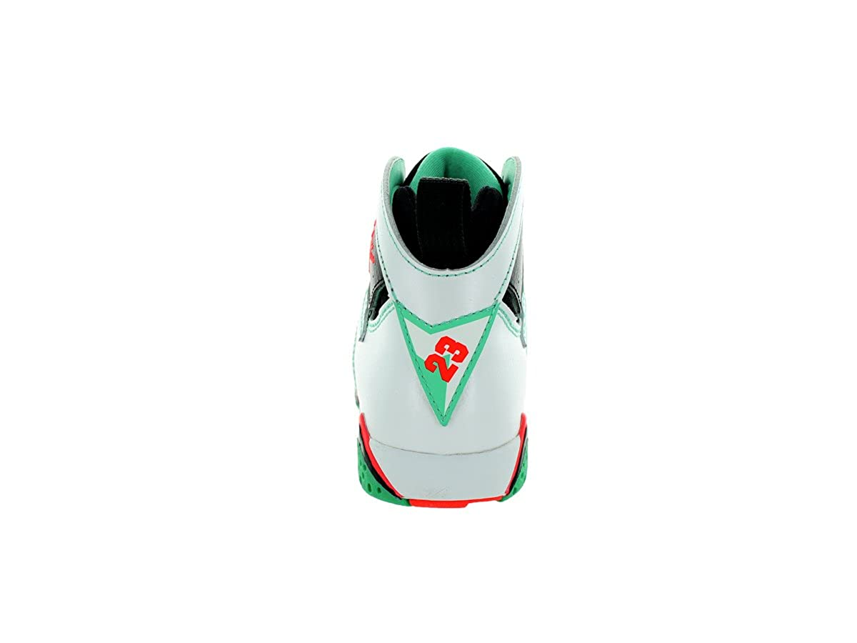NIKE Jordan 7 Retro GP White//Black//Red 442961-138