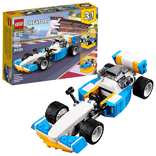 Game Lego Racer Free - LEGO Creator 3in1 Extreme Engines 31072 Building Kit (109 Piece)
