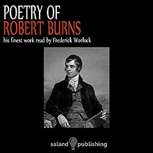 The Poetry of Robert Burns Audiobook