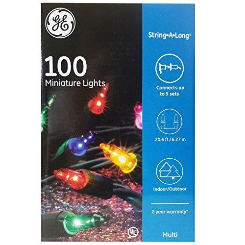 Ge 100 Led Miniature Lights - 2