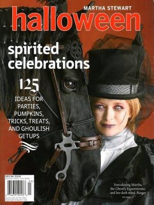 (Martha Stewart Halloween Special)