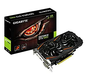 Amazon.com: Gigabyte GeForce GTX 1060 Windforce OC - Tarjeta ...