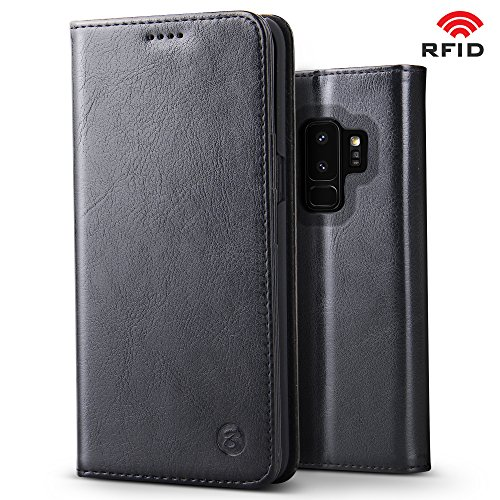 Galaxy S9 Plus Case, BELK RFID [Elegant...