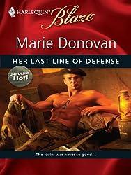 Her Last Line of Defense (Uniformly Hot!)
