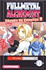 Fullmetal Alchemist : Carnet de croquis par Hiromu